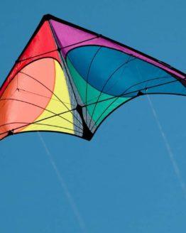 Dual Line Framed Kites