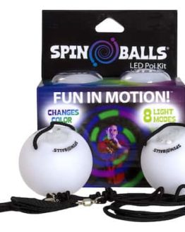 Spinballs Poi